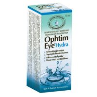 OPHTIM EYE HYDRA SILMÄTIPAT X10 ML