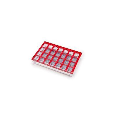 DOSETT MEDI suomenkiel.punainen FINNISH, RED X1 KPL