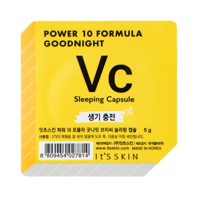ItS Skin Power 10 Formula yövoide kapsuli Vc 5 g