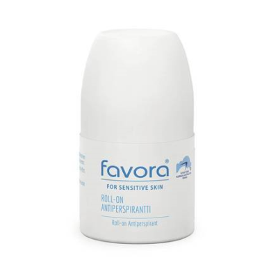 Favora roll on antiperspirant 50 ml