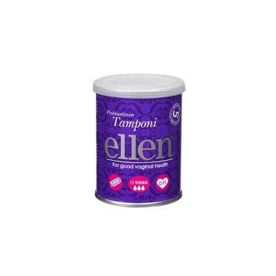 Ellen probioottinen tamponi normal X12 kpl