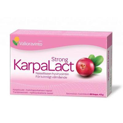KarpaLact Strong 60 kaps