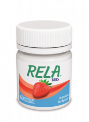 RELA TABS STRAWBERRY 60 purutabl