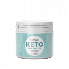 Puhdas+ KETO Electrolytes jauhe 200 g