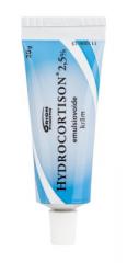 HYDROCORTISON 2,5 % emuls voide 20 g