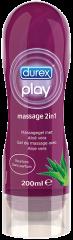 Durex Play Massage 2in1 AloeVera X200 ml