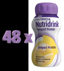 NUTRIDRINK COMPACT PROTEIN BANAANI 48X125 ML