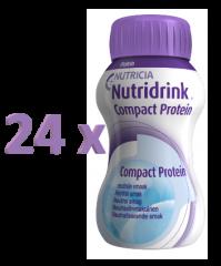 NUTRIDRINK COMPACT PROTEIN NEUTRAALI 24x125 ml