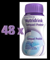 NUTRIDRINK COMPACT PROTEIN NEUTRAALI 48x125 ml